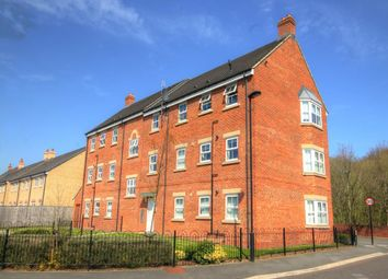 Thumbnail 2 bedroom flat for sale in Stewart Court, Newburn, Newcastle Upon Tyne