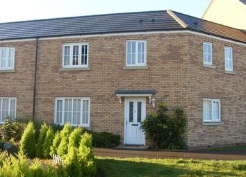 Thumbnail 3 bed terraced house to rent in Brad Street, Northampton