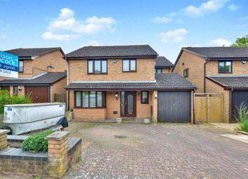 Thumbnail 4 bed detached house for sale in Ibstone Avenue, Bradwell Common, Milton Keynes, Buckinghamshire