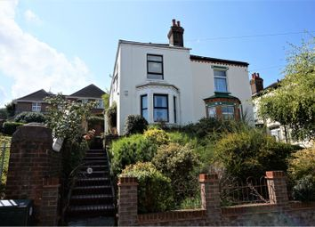 3 bed semi-detached house for sale in Harcourt Street, Luton LU1