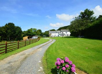 Thumbnail 6 bed detached house for sale in St. Giles-On-The-Heath, Launceston