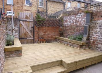 Thumbnail 2 bed terraced house to rent in Curzon Terrace, South Bank, York