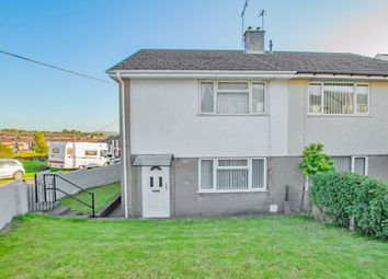 Thumbnail 2 bed semi-detached house for sale in Bedwellty Road, Bargoed, Mid Glamorgan