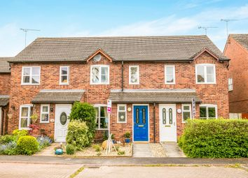 Thumbnail 2 bed town house for sale in Rean Meadow, Tattenhall, Chester