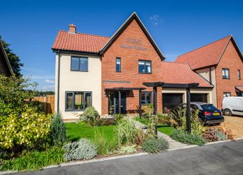 Thumbnail 4 bed property for sale in Salhouse Road, Rackheath, Norwich