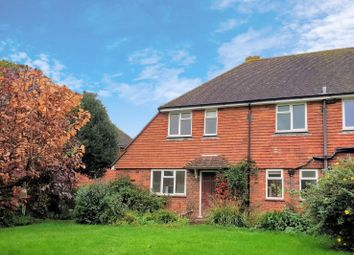 Thumbnail 4 bed semi-detached house to rent in Friars Close, Hassocks