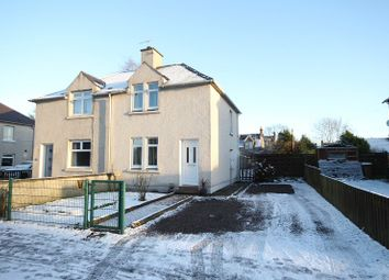Thumbnail 2 bed semi-detached house for sale in 85 Lochalsh Road, Dalneigh, Inverness