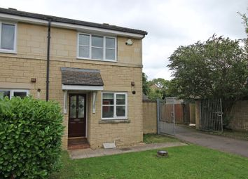 Thumbnail 2 bed end terrace house to rent in Poplar Road, Odd Down, Bath