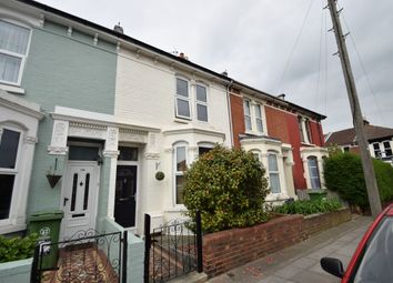 Thumbnail 3 bed terraced house for sale in Fawcett Road, Southsea