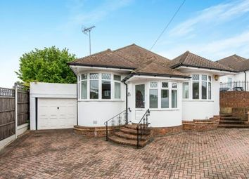 Thumbnail 3 bedroom bungalow for sale in Westergate Road, Rochester, Kent, .