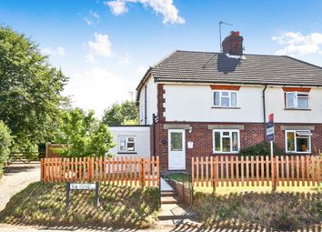 Thumbnail 3 bed semi-detached house for sale in The Close, Swanton Novers, Melton Constable