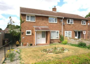 Thumbnail 2 bed semi-detached house for sale in Newman Avenue, Royston