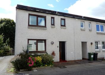 Thumbnail 2 bed end terrace house for sale in 8 Croft Court, Wigton, Cumbria