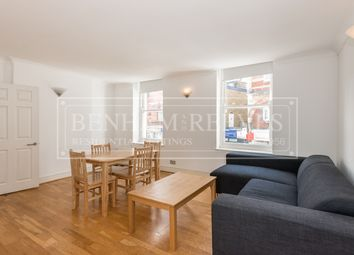 Thumbnail 2 bedroom flat to rent in Heath Street, Hampstead