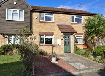 Thumbnail 2 bedroom terraced house for sale in Vincenzo Close, Welham Green, Herts