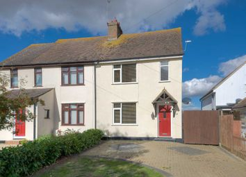Thumbnail 3 bed semi-detached house for sale in Upper Shelton Road, Marston Moretaine, Bedford