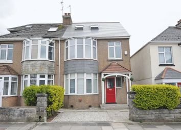 4 bed semi-detached house for sale in South Down Road, Plymouth PL2