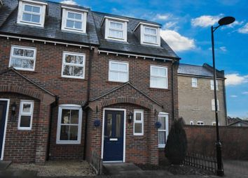 Thumbnail 3 bed terraced house to rent in Monxton Place, Sherfield-On-Loddon, Hook