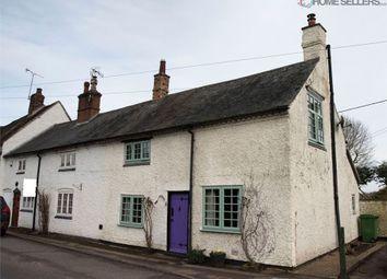 Thumbnail 3 bed cottage for sale in Main Road, Claybrooke Parva, Lutterworth, Leicestershire