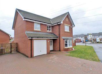 Thumbnail 4 bed detached house for sale in Mayfield Boulevard, Lindsayfield, East Kilbride