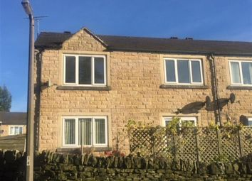 Thumbnail 2 bed flat to rent in Field Close, Halifax