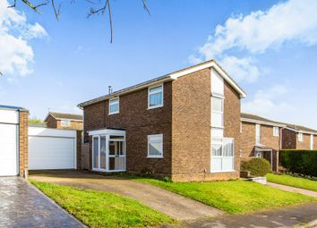 Thumbnail 4 bed detached house for sale in Tennyson Place, Eaton Ford, St. Neots