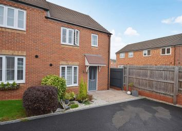 Thumbnail 3 bed semi-detached house for sale in Great Row Grove, Stoke-On-Trent