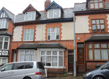 Thumbnail 5 bed terraced house to rent in Tennyson Street, Evington, Leicester