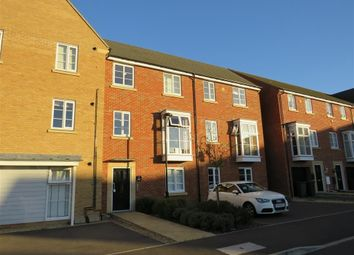 Thumbnail 2 bed flat for sale in Molyneux Square, Hampton Vale, Peterborough