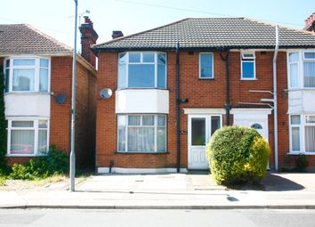 Thumbnail 3 bedroom semi-detached house for sale in Cromer Road, Ipswich