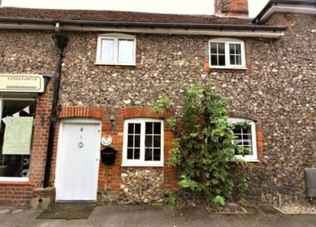 Thumbnail 4 bedroom terraced house to rent in Church Road, Halstead, Sevenoaks