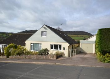 Thumbnail 3 bed semi-detached bungalow for sale in Barn Hayes, Sidmouth, Devon