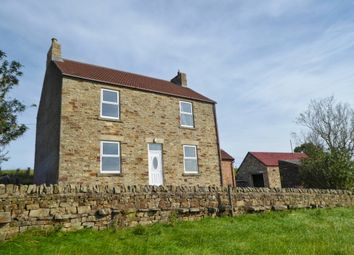 Thumbnail 3 bedroom detached house to rent in Low Trough, Copley, Bishop Auckland