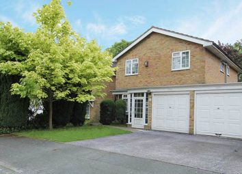 Thumbnail 4 bed link-detached house for sale in Blackford Close, South Croydon