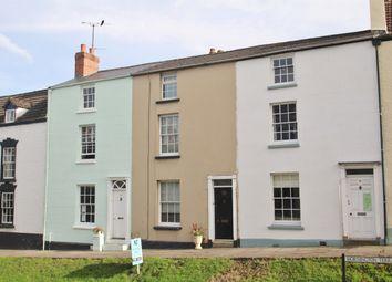 Thumbnail 3 bed terraced house for sale in Mornington Terrace, Newnham, Gloucestershire