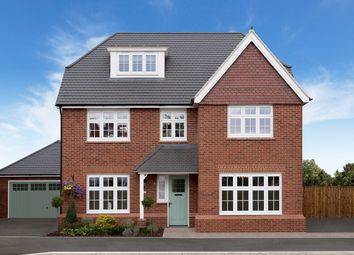"Thumbnail 5 bed detached house for sale in ""Highgate 5"" at Headcorn Road, Staplehurst"