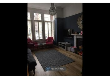 Thumbnail 3 bed flat to rent in Dean Road, London