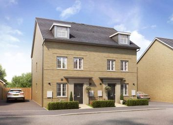 "Thumbnail 3 bed end terrace house for sale in ""Norbury"" at Lydiate Lane, Thornton, Liverpool"