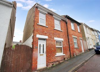 Thumbnail 2 bed semi-detached house for sale in Western Street, Old Town, Swindon, Wiltshire