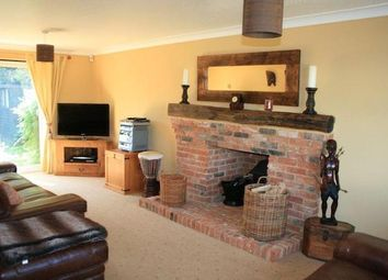 Thumbnail 3 bed link-detached house to rent in The Green, Great Benley