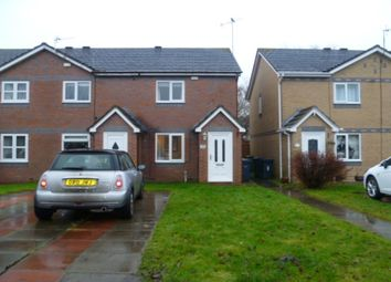 Thumbnail 2 bedroom terraced house to rent in Ashwood Croft, Hebburn
