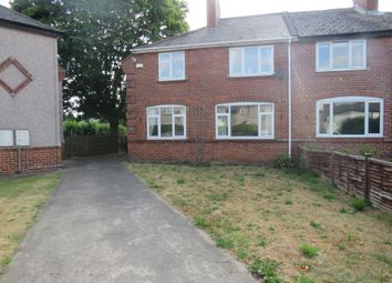 Thumbnail 3 bed semi-detached house for sale in Foster Road, Thorne, Doncaster
