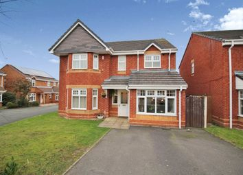 Thumbnail 4 bed detached house to rent in Winterborne Gardens, Nuneaton