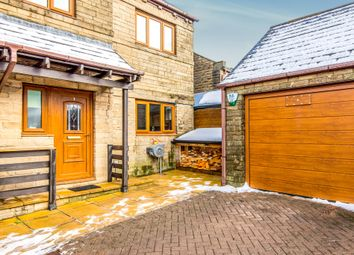 Thumbnail 4 bed semi-detached house for sale in Dene Royd Court, Stainland, Halifax