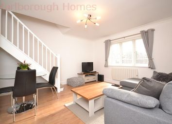 Thumbnail 1 bed semi-detached house to rent in Kingsley Court, Brentwood Road, Heath Park, Romford
