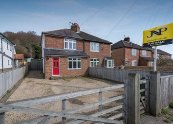 Thumbnail 3 bed semi-detached house for sale in Bradenham Road, West Wycombe, High Wycombe