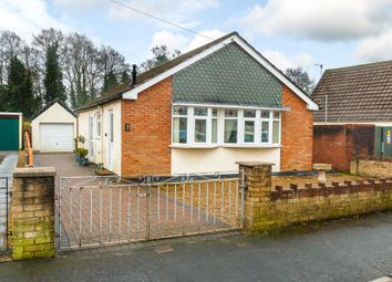 Thumbnail 2 bed bungalow for sale in St Margarets Road, Caerphilly, Gwent