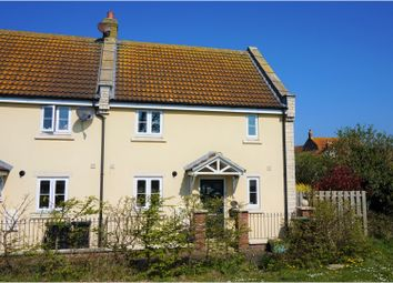 Thumbnail 3 bed end terrace house to rent in St. Marys Green, Weymouth