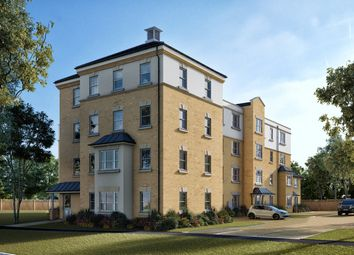 Thumbnail 1 bed flat for sale in Newman Court, Horsham