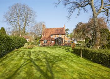 Thumbnail 2 bed detached house for sale in The Street, Capel, Dorking, Surrey